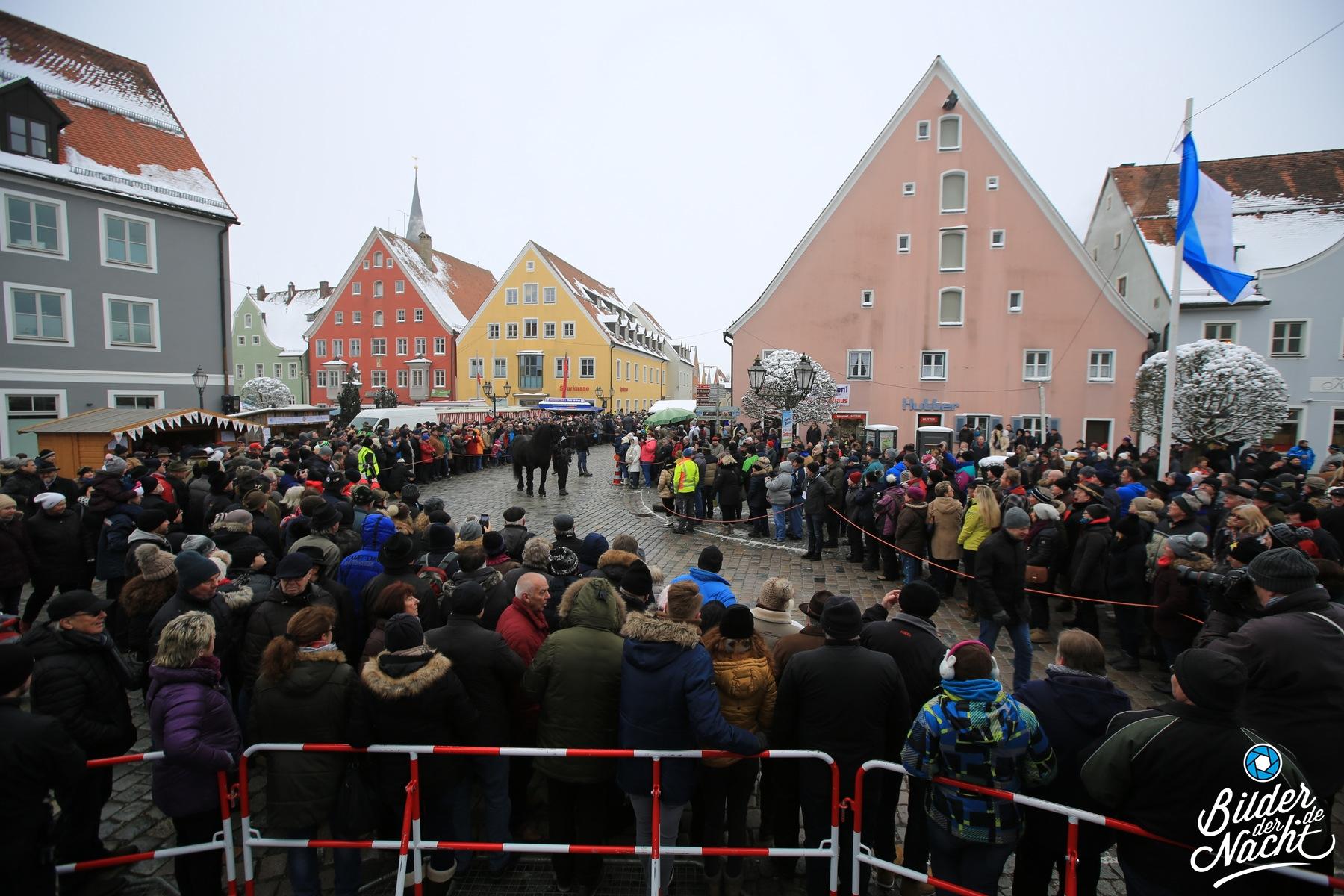 Berching Rossmarkt 2021