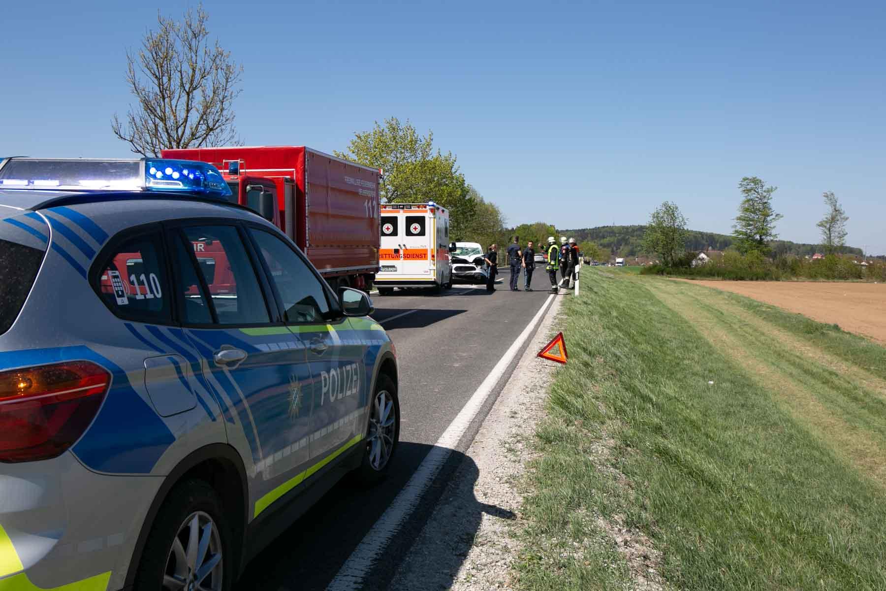 Polizeiberichte Mittelfranken