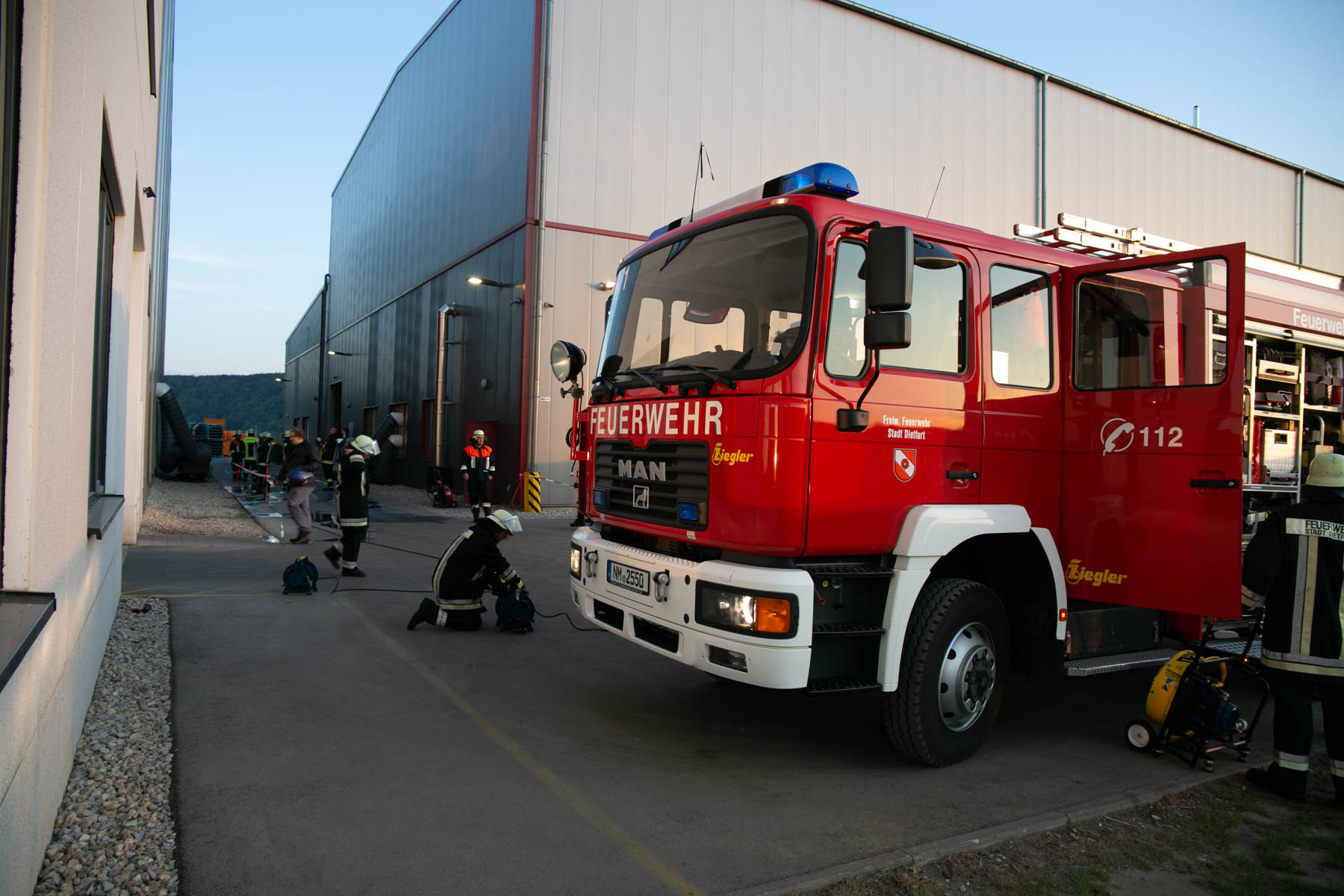 Feuerwehr Dietfurt