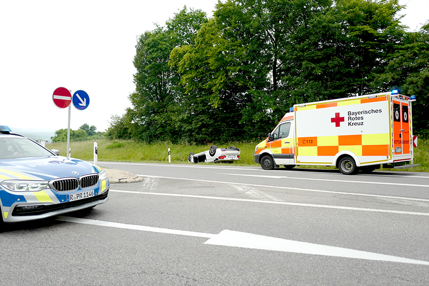 Polizeibericht Neumarkt Id Opf Unfall