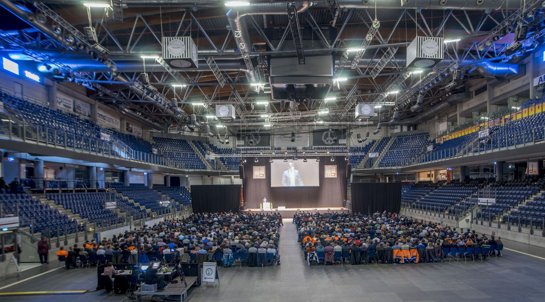 Neumarktaktuell Betriebsversammlung 2016 Bei Max Bogl