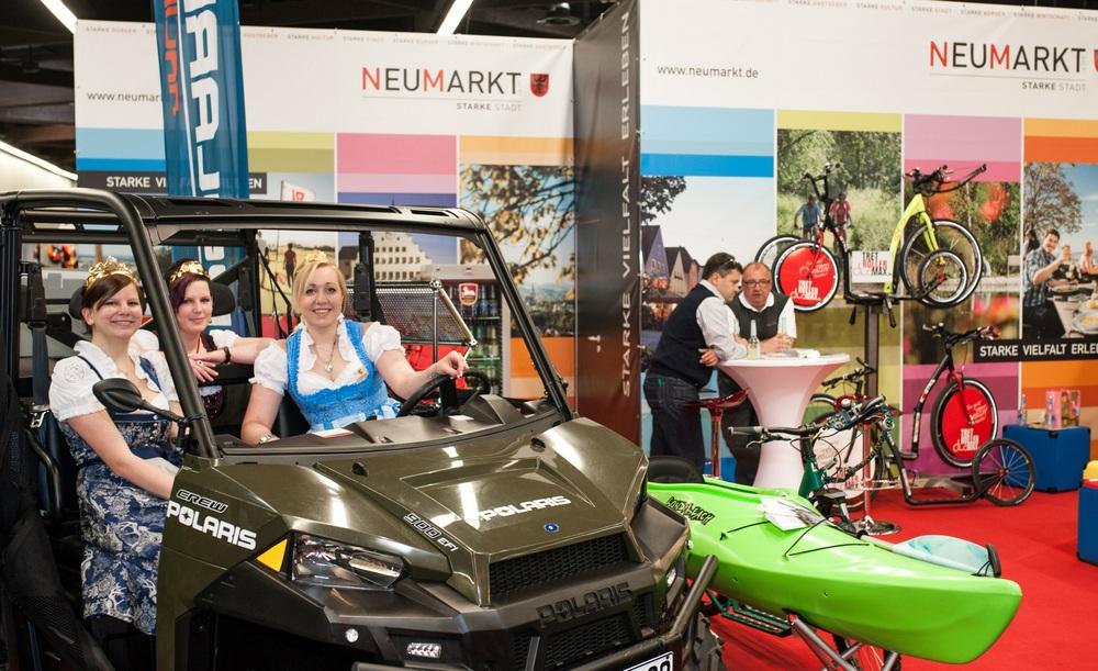 Neumarktaktuell Willkommen Zur Freizeitmesse Nürnberg 2017